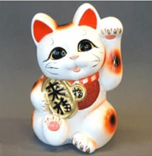 招き猫-1