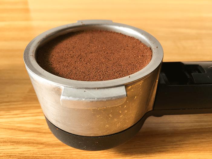 コーヒー粉 エスプレッソ プレッサー
